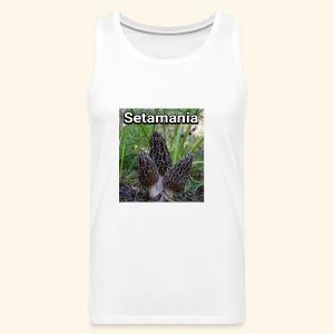 Colmenillas setamania - Tank top premium hombre