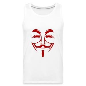 Anonym - Männer Premium Tank Top