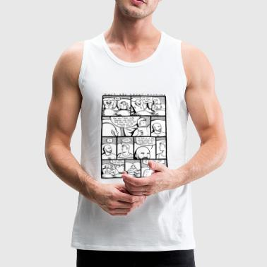 much ado about nothing - Men's Premium Tank Top