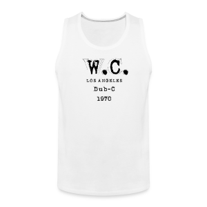 LA Collection - Premium singlet for menn