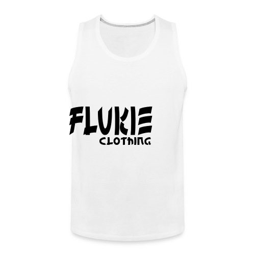 Flukie Clothing Japan Sharp Style - Men's Premium Tank Top