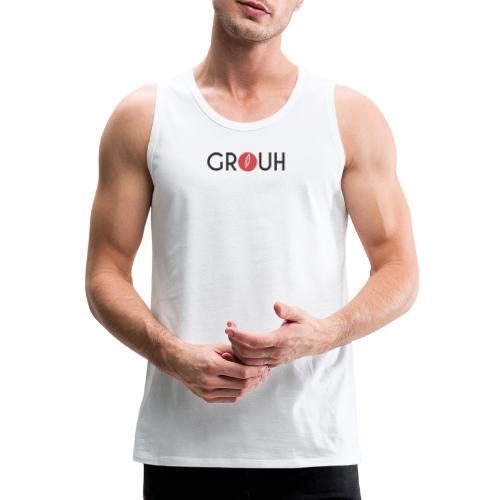 Citation - Grouh - Débardeur Premium Homme