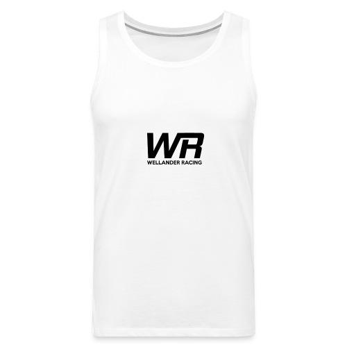 WRRACING - Premiumtanktopp herr