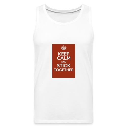 Keep calm! - Men's Premium Tank Top