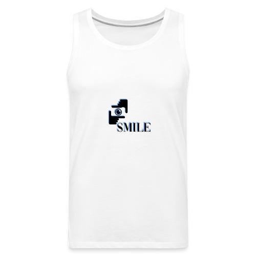 Smile - Débardeur Premium Homme