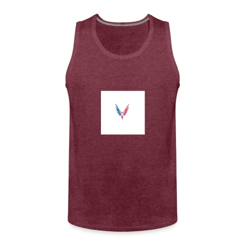 American bird. - Men's Premium Tank Top