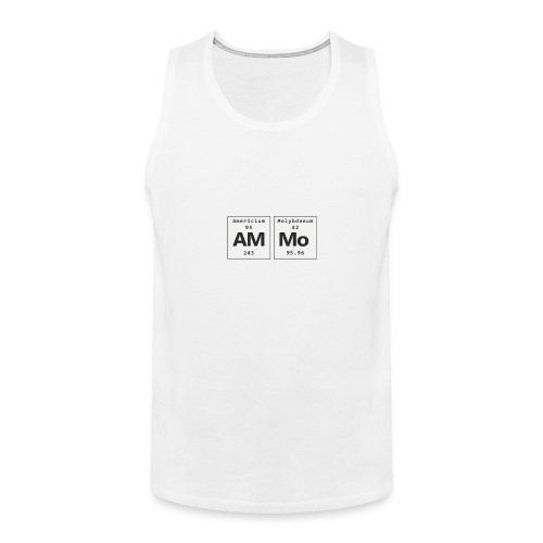 Ammo - Herre Premium tanktop