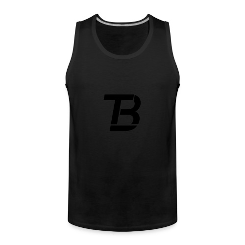 brtblack - Men's Premium Tank Top