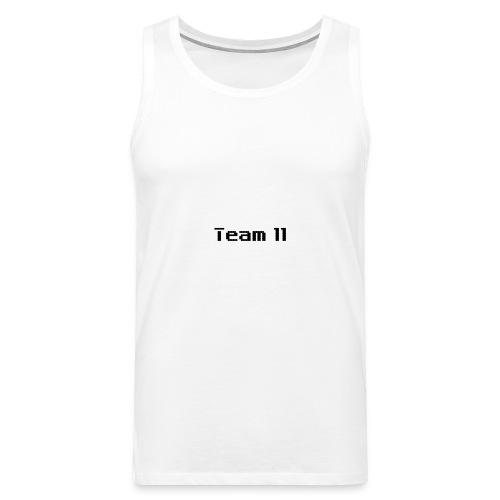 Team 11 - Men's Premium Tank Top