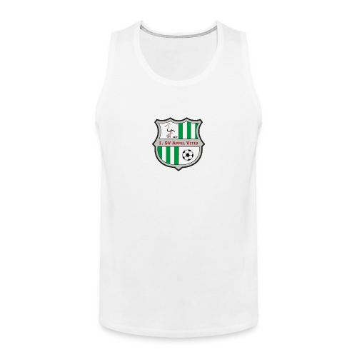 logo sv vitis - Männer Premium Tank Top