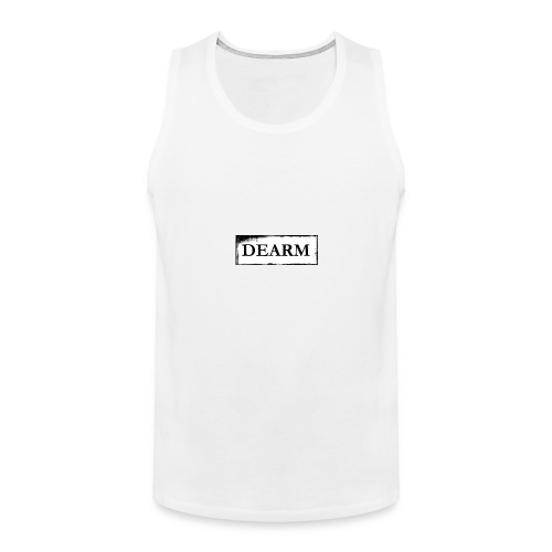 dear png - Men's Premium Tank Top