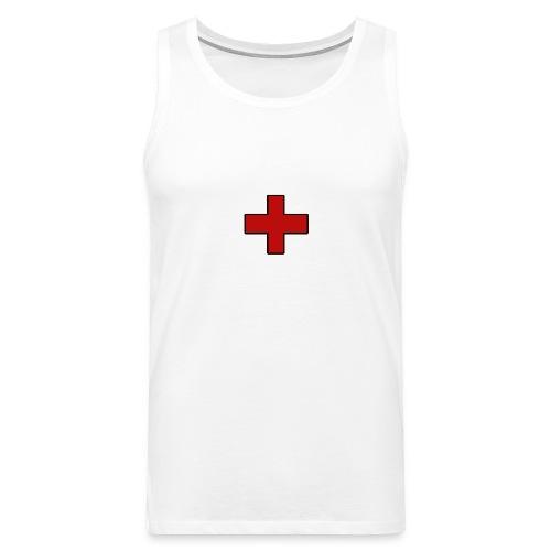 Arzt-T-shirt - Männer Premium Tank Top