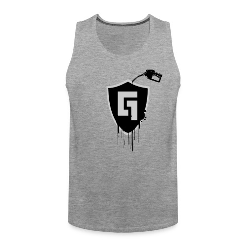 GFM fuel dripping - Men's Premium Tank Top