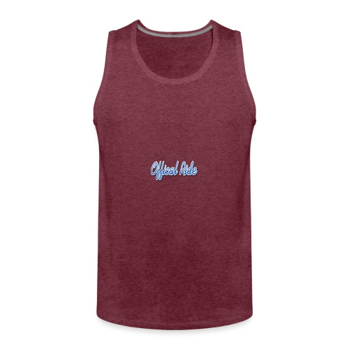 Offical Ride - Männer Premium Tank Top
