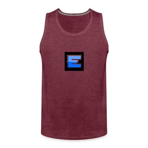 Epic Offical T-Shirt Black Colour Only for 15.49 - Men's Premium Tank Top