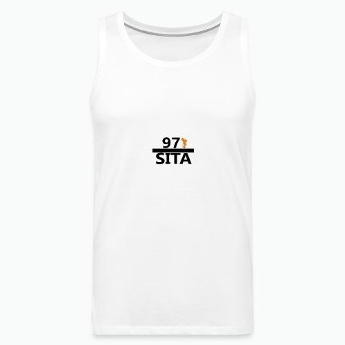 Sweat manche longue 97-Sita - Débardeur Premium Homme