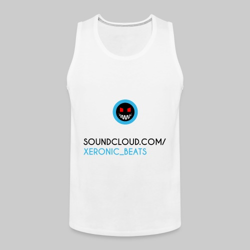 XERONIC LOGO - Men's Premium Tank Top