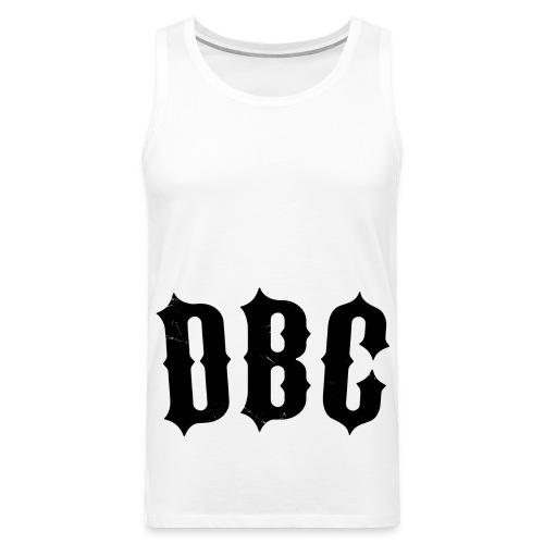 DBC low - Premium singlet for menn