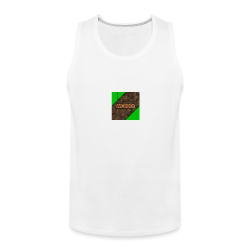 Wokky T Shirt - Premiumtanktopp herr