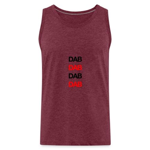 Dab - Men's Premium Tank Top