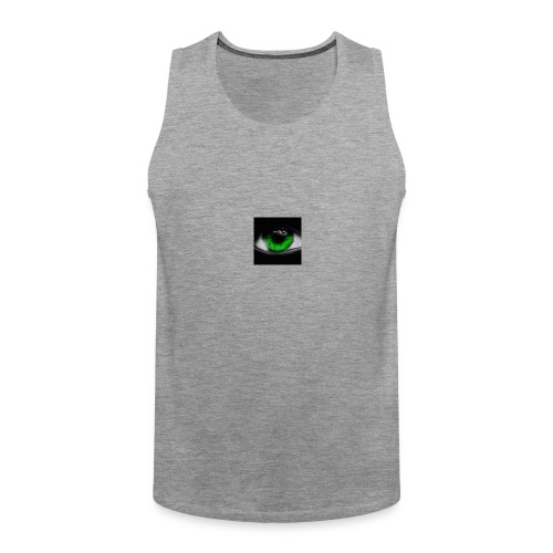 Green eye - Men's Premium Tank Top