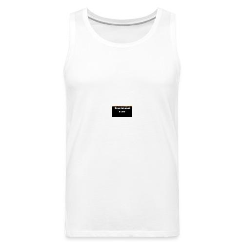 T-shirt staff Delanox - Débardeur Premium Homme