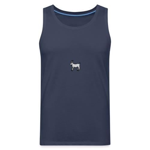 Ged T-shirt dame - Herre Premium tanktop