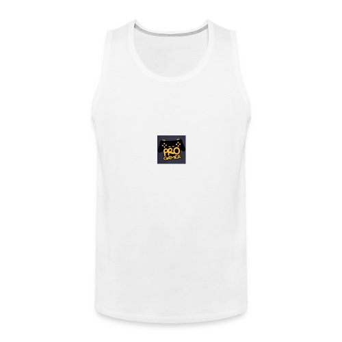 pro gamer magliette grembiule da cucina - Canotta premium da uomo