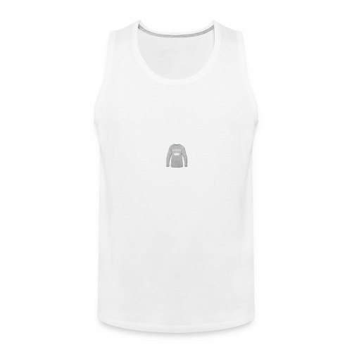 K1ING - t-shirt mannen - Mannen Premium tank top