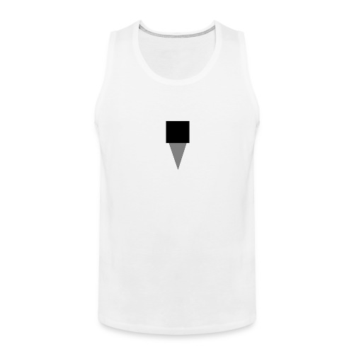 Mystery Mike Hat - Men's Premium Tank Top