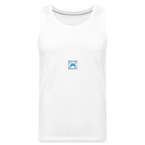 mijn logo - Mannen Premium tank top