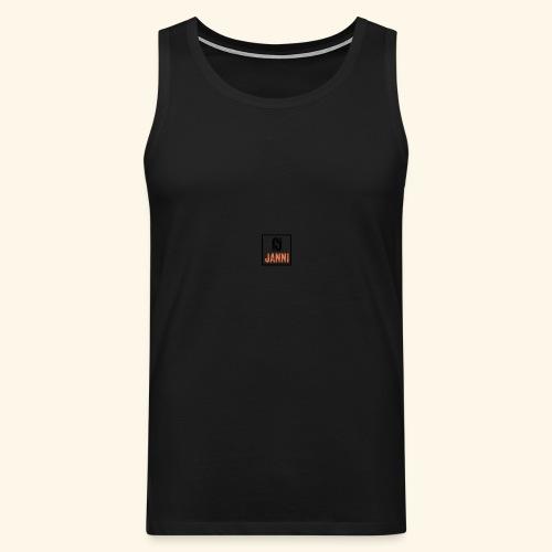 Janni Original Streetwear Collection - Herre Premium tanktop