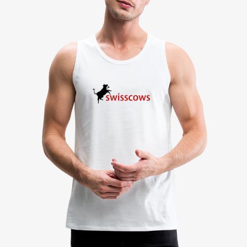 Männer T-Shirt - Männer Premium Tank Top