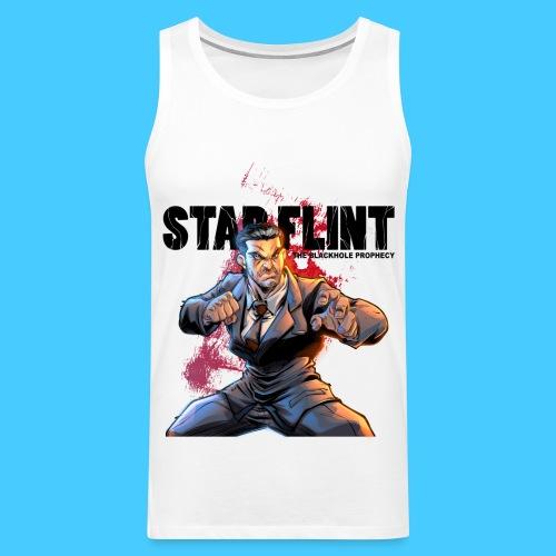 StarFlint Draco Vargas 2 - Débardeur Premium Homme