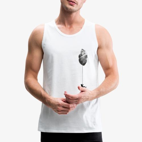 From the heart - From the heart - Men's Premium Tank Top