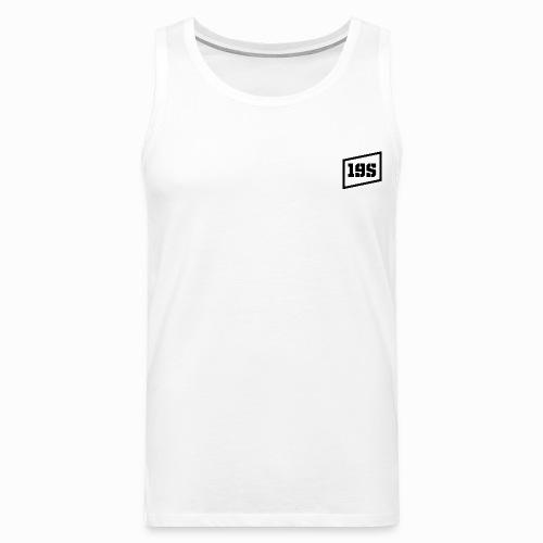 19series Logo - Männer Premium Tank Top
