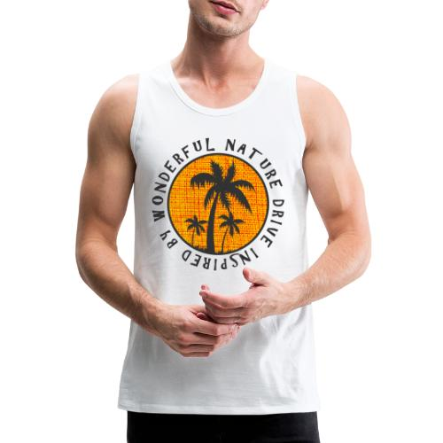 Wonder Nature - Men's Premium Tank Top