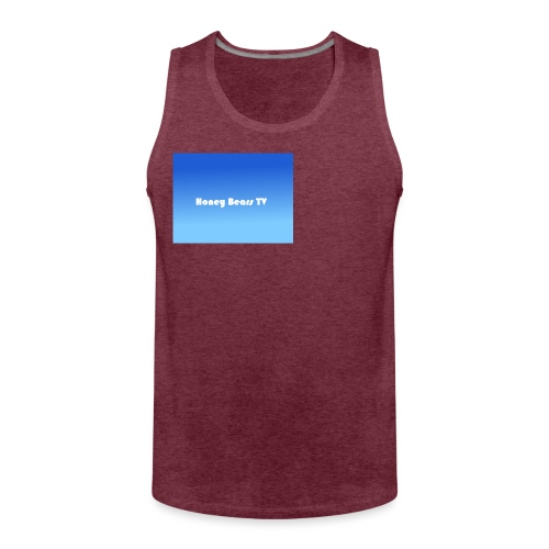 Honey Bears TV Merch - Men's Premium Tank Top