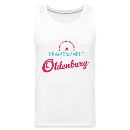 Kramermarkt Oldenburg - Männer Premium Tank Top