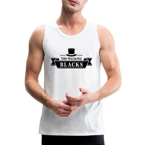 The Walking Blacks - Männer Premium Tank Top