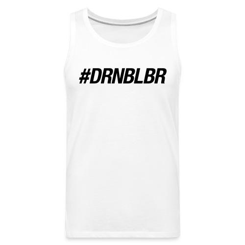 DRNBLBNblack_Herren_Tank - Männer Premium Tank Top