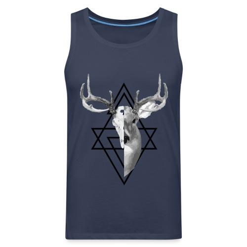 My Deer - Miesten premium hihaton paita