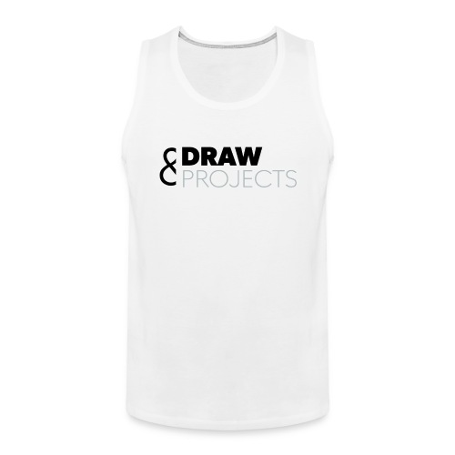 Draw and Projects - Débardeur Premium Homme