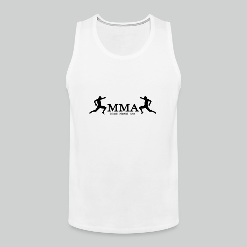 MMA Fighters - Männer Premium Tank Top