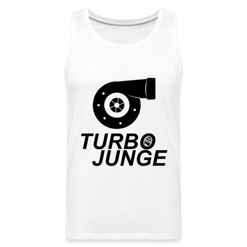 Turbojunge! - Männer Premium Tank Top