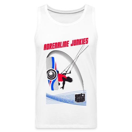Adrenaline Junkies Light - Tank top premium hombre