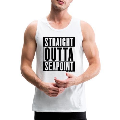 Straight Outta Seapoint - Men's Premium Tank Top