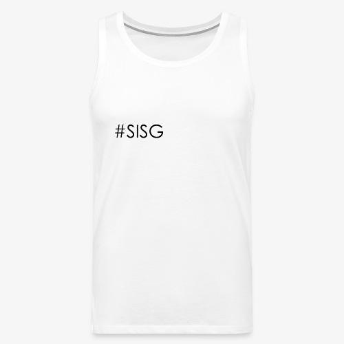 #SISG - Männer Premium Tank Top
