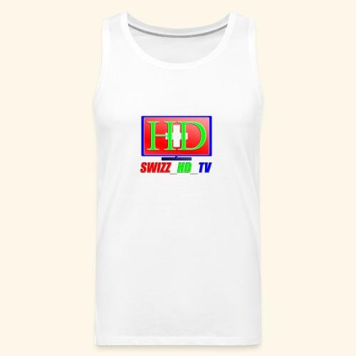SWIZZ HD TV - Männer Premium Tank Top