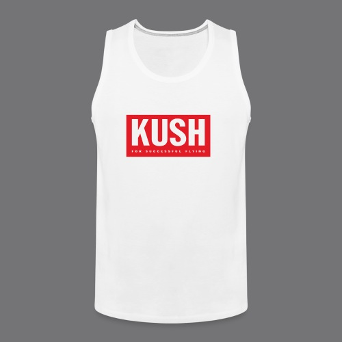 KUSH Tee Shirts - Men's Premium Tank Top